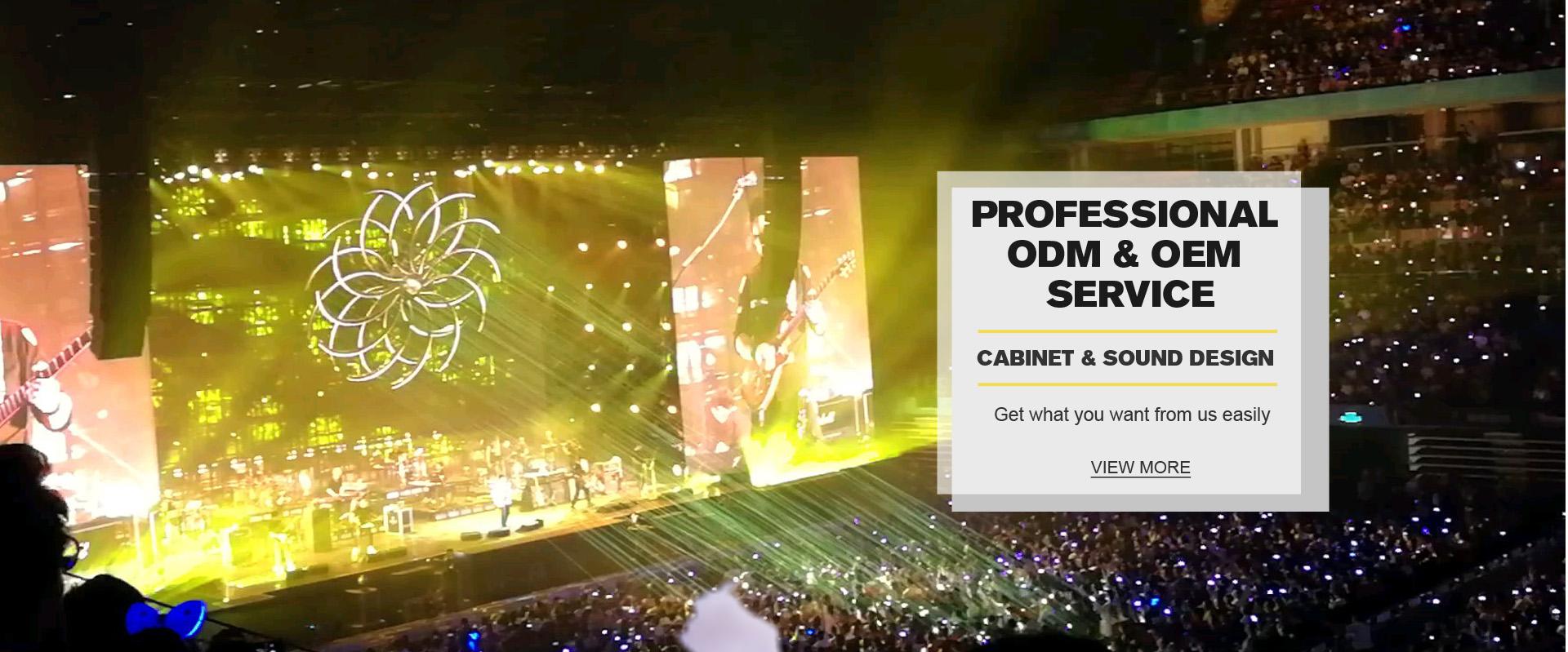 Professional ODM & OEM Service