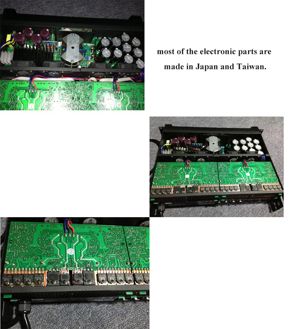 T Series Amplifier