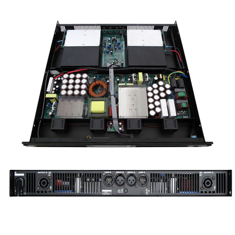 Q Series Amplifier